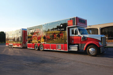 Wells Fargo Mobile Response Unit